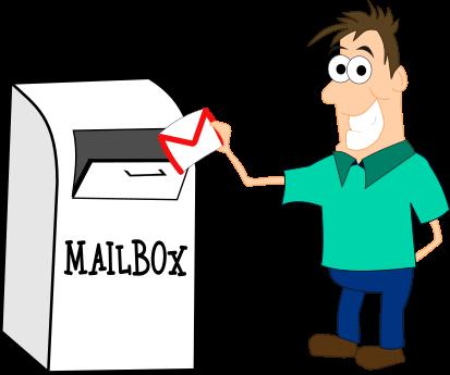 man_sending_mail