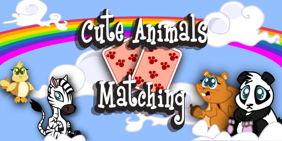 Cute Animals Matching