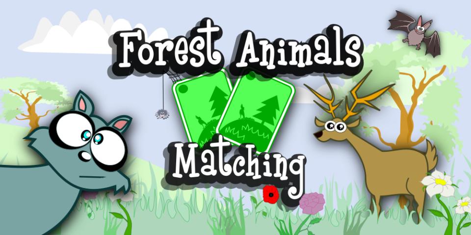 Forest Animals Matching