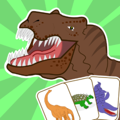 Dino Matching & Quiz Games